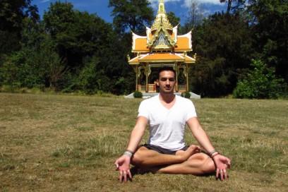 Pranayama the Ujjayi breath