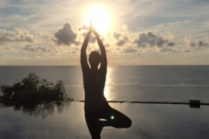 Sun Salutations A and B