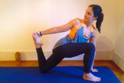Yin Yoga: Stomach Meridian Poses