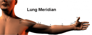 Lung meridian poses