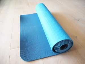 intuitive yoga mat