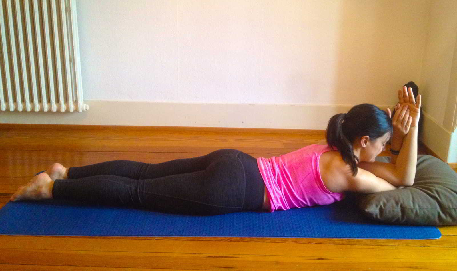 Yin Yoga Poses And Meridians