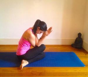 yin yoga heart meridian poses  myoga studio lausanne