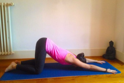 Yin Yoga: Lung Meridian poses