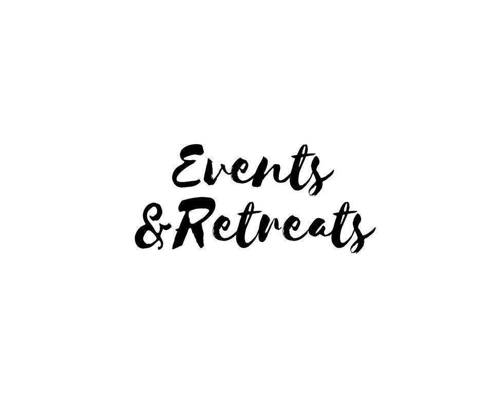 Our Events & Yoga Retreats