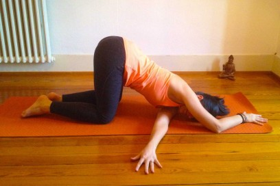 Yin Yoga: Large Intestine Meridian poses