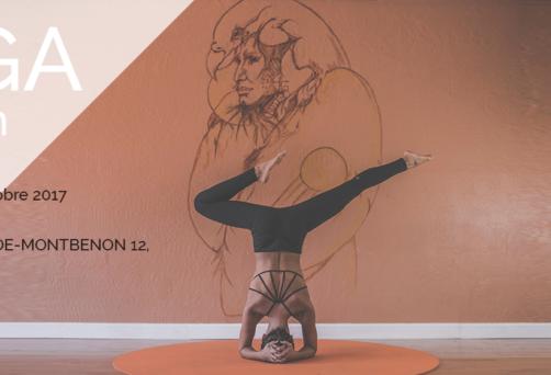 Yoga Brunch at Bad Hunter